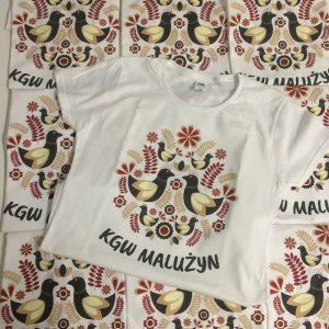 koszulki dla Koła Gospodyń Wiejskich