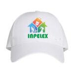 czapka z daszkiem dla firmy sprzątającej