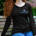 bluza z długim rękawem dla rzedszkolanek kolorowe kredki