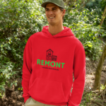 mockup-of-a-happy-man-wearing-a-hoodie-in-the-woods-32227