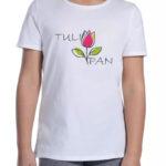 koszulka dla kwiaciarni