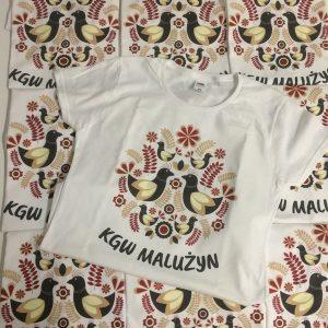 koszulka dla Koła Gospodyn Wiejskich